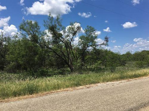 Residential Lot, Lake Brwd & Kings : Brownwood : Brown County : Texas