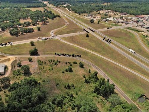 Commercial Property, Leon County : Buffalo : Leon County : Texas