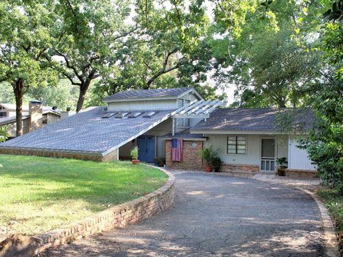 South Facing Lakefront Home Lake : Bullard : Smith County : Texas