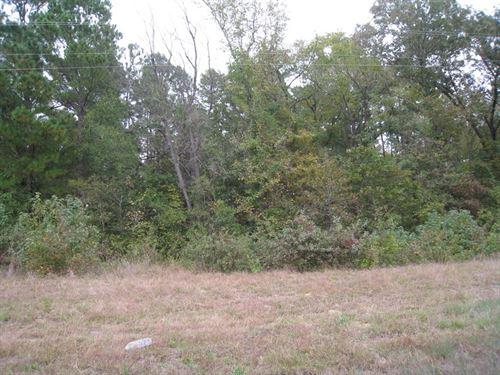 Rural Acreage East Tx, Multiple Use : Frankston : Anderson County : Texas