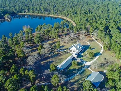 Jordan Ranch Estate : Huntsville : Walker County : Texas
