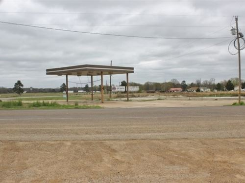 Commercial / Residential : New Boston : Bowie County : Texas