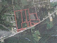Commercial/Residential Development : Palestine : Anderson County : Texas