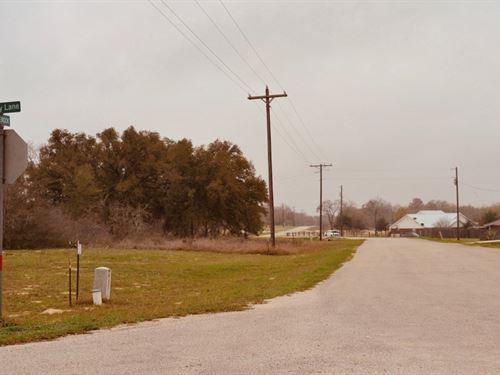 Acreage Lot South San Antonio : Poteet : Atascosa County : Texas