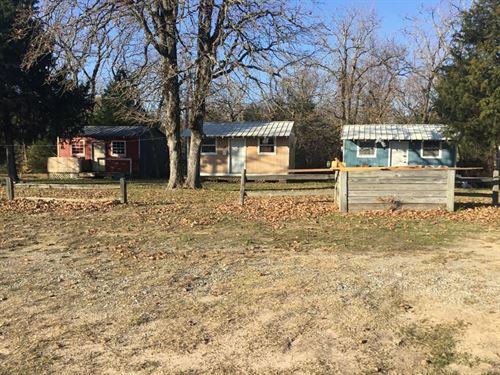 Recreational Acreage Richland : Streetman : Freestone County : Texas