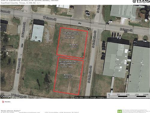 Land Lots in Terrell, Texas : Terrell : Kaufman County : Texas