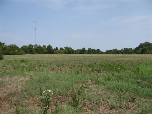 37.75 Acres Just Outside City : Winnsboro : Wood County : Texas