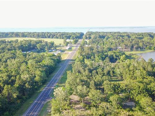 2.58 Acres, Lake Sam Rayburn Land : Zavalla : Angelina County : Texas