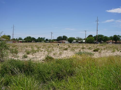 Multiple Commercial Lots Available : Fort Stockton : Pecos County : Texas
