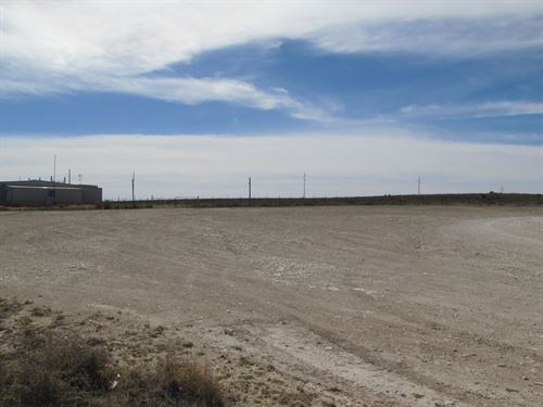 10 Acres Prime Commercial Land : Fort Stockton : Pecos County : Texas