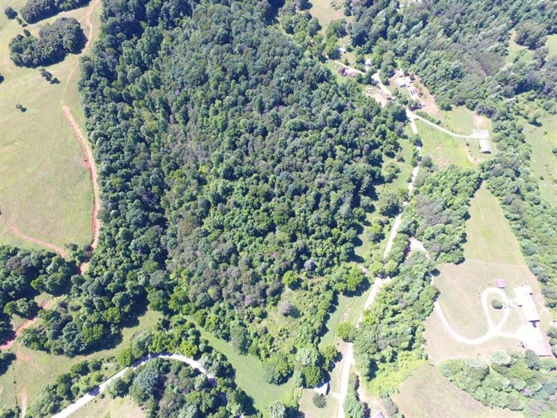 24.3 Acres Creek Amherst County : Amherst : Amherst County : Virginia
