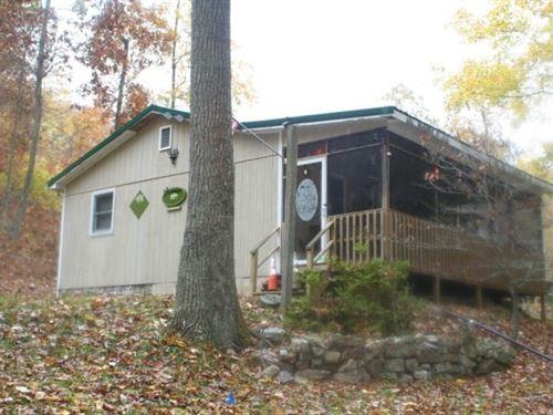 50 Acres Hunting Recreational Land : Bland : Virginia