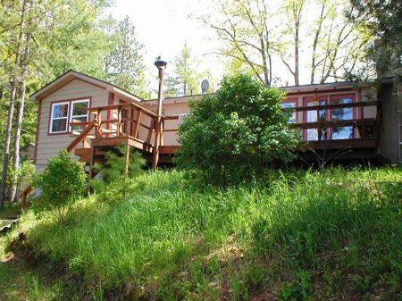 Settle In On Rush Lake : Atlanta : Montmorency County : Michigan