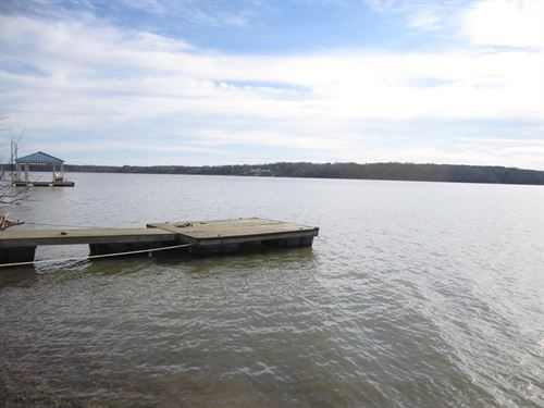 Kerr Lake Main Channel Southern VA : Clarksville : Mecklenburg County : Virginia