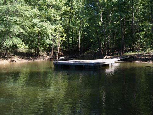 Wooded Waterfront Lots Buggs Island : Clarksville : Mecklenburg County : Virginia