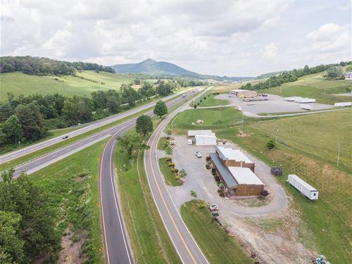 New River Valley, Va, 17+ Acres : Draper : Montgomery County : Virginia