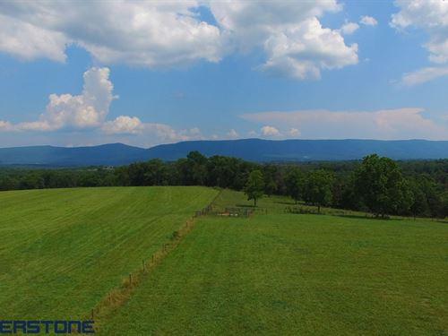 76+ Acres Pristine Shenandoah : Edinburg : Shenandoah County : Virginia