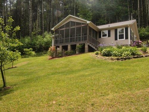 Modular Home In Elk Creek Valley : Elk Creek : Grayson County : Virginia