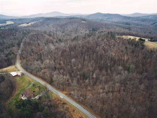 Recreation Land Homesite Ferrum VA : Ferrum : Franklin County : Virginia