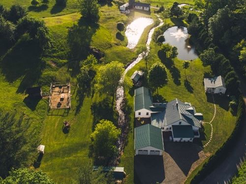 Country Home Orchard Floyd VA : Floyd : Virginia