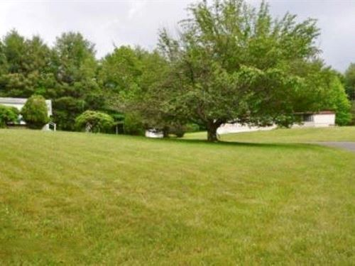 Acreage 2 Dwellings Near Floyd VA : Floyd : Virginia