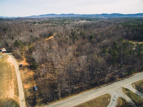 Land Near Rocky Mount Ferrum VA : Henry : Franklin County : Virginia