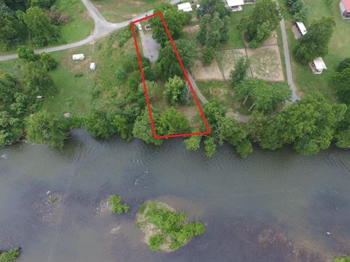 .56 Acre Lot New River Ivanhoe, VA : Ivanhoe : Wythe County : Virginia