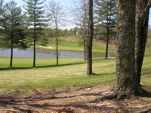 Golf Resort Lakeside Building Lot : Laurel Fork : Carroll County : Virginia