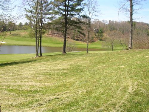 Beautiful Lot Golf Course SW : Laurel Fork : Carroll County : Virginia