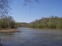 100 Acres River Front Property : Long Island : Pittsylvania County : Virginia