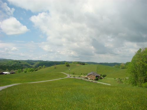 Grand Home Farm 73 Acres Virginia : Marion : Smyth County : Virginia