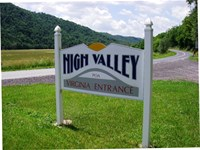 6 Acres Gulf Mt, High Valley : Monterey : Highland County : Virginia