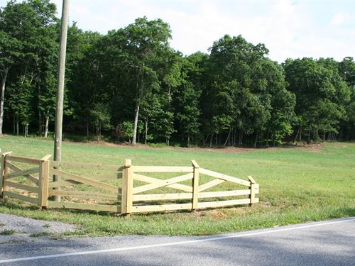 Lot 1 in Low Hills Subdivision : Monterey : Highland County : Virginia