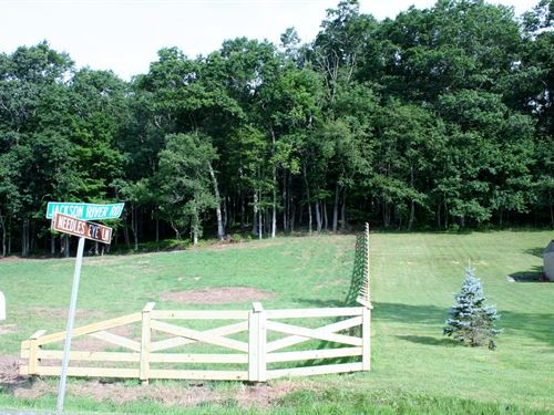 Lot 2 in Low Hills Subdivision : Monterey : Highland County : Virginia