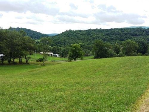 Mini-Farm Lot Rural Retreat, VA : Rural Retreat : Smyth County : Virginia