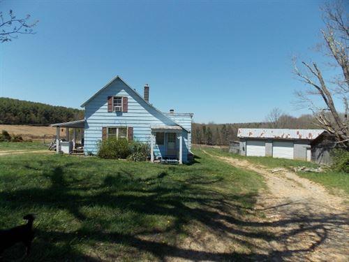 87 Acres Floyd, Va 1950'S : Willis : Floyd County : Virginia