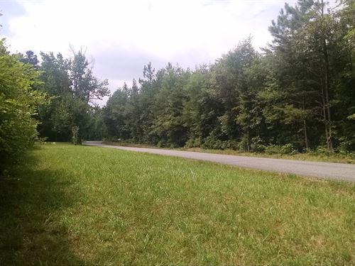 Caroline County Building Lot : Woodford : Caroline County : Virginia