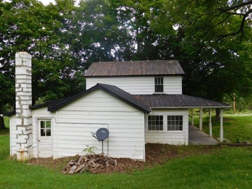 2 Homes on 9 Acres in Augusta, WV : Augusta : Hampshire County : West Virginia