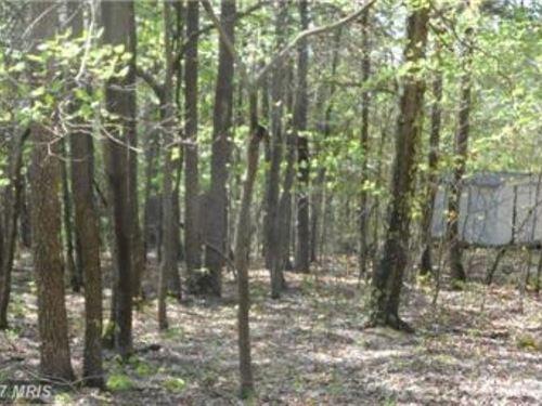 2+ Acres in Delray, WV : Delray : Hampshire County : West Virginia