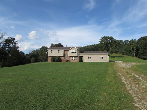 West Virginia Country Living : Pennsboro : Ritchie County : West Virginia