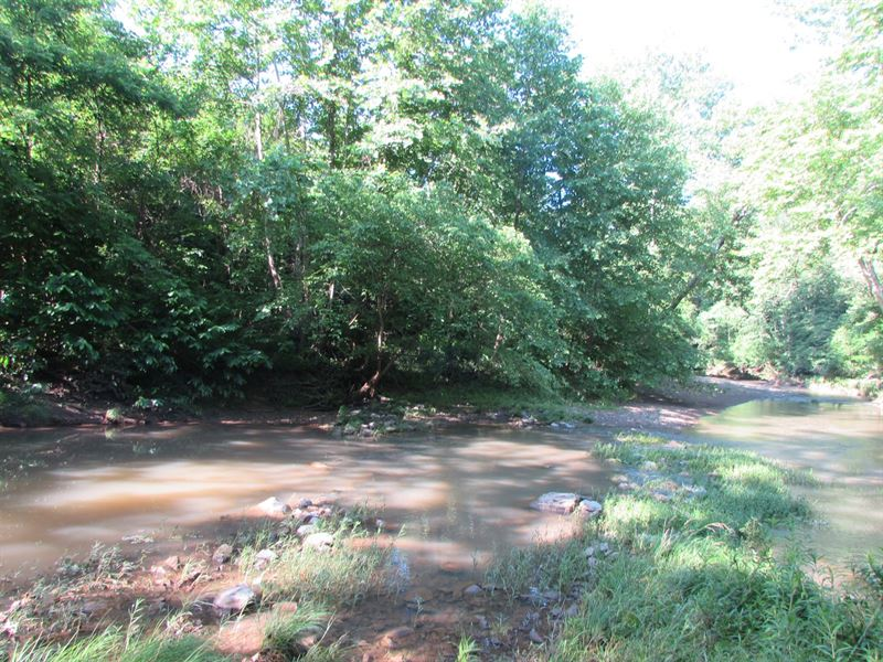 28.75 Acres With Opportunity : Saint Marys : Pleasants County : West Virginia