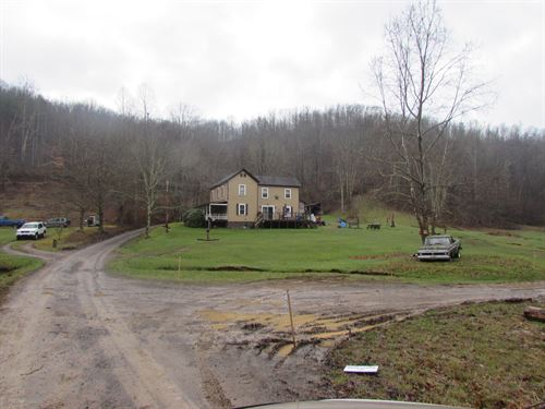 West Virginia Country Home Rural : Salem : Doddridge County : West Virginia