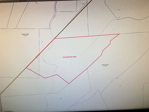 73 Acres, Mature Timber Option : Toney : Lincoln County : West Virginia