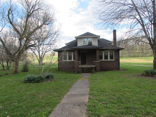 Water View Ranch Style Home : West Union : Doddridge County : West Virginia