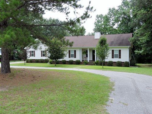 Quiet Country Living : Eufaula : Barbour County : Alabama
