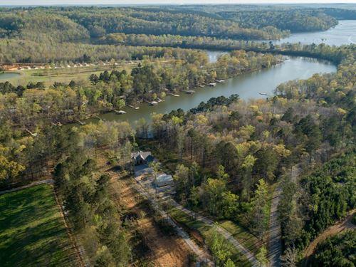 2.5 Acre Lot Smith Lake, Crane Hill : Crane Hill : Cullman County : Alabama