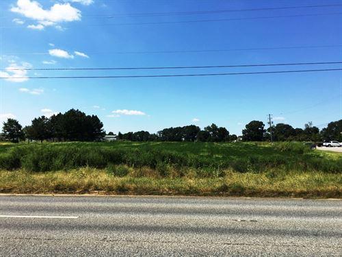 6.2 Acres on Alabama State Hwy 52 : Dothan : Houston County : Alabama