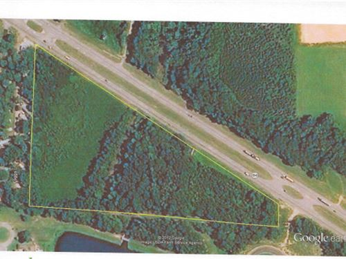 Commercial Land Hwy 84 Dothan, Al : Dothan : Houston County : Alabama