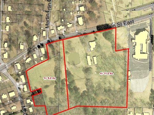 Large Building Lot Hartselle Al, 4 : Hartselle : Morgan County : Alabama