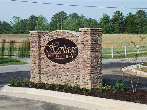 Lot For Sale Hartselle Alabama : Hartselle : Morgan County : Alabama